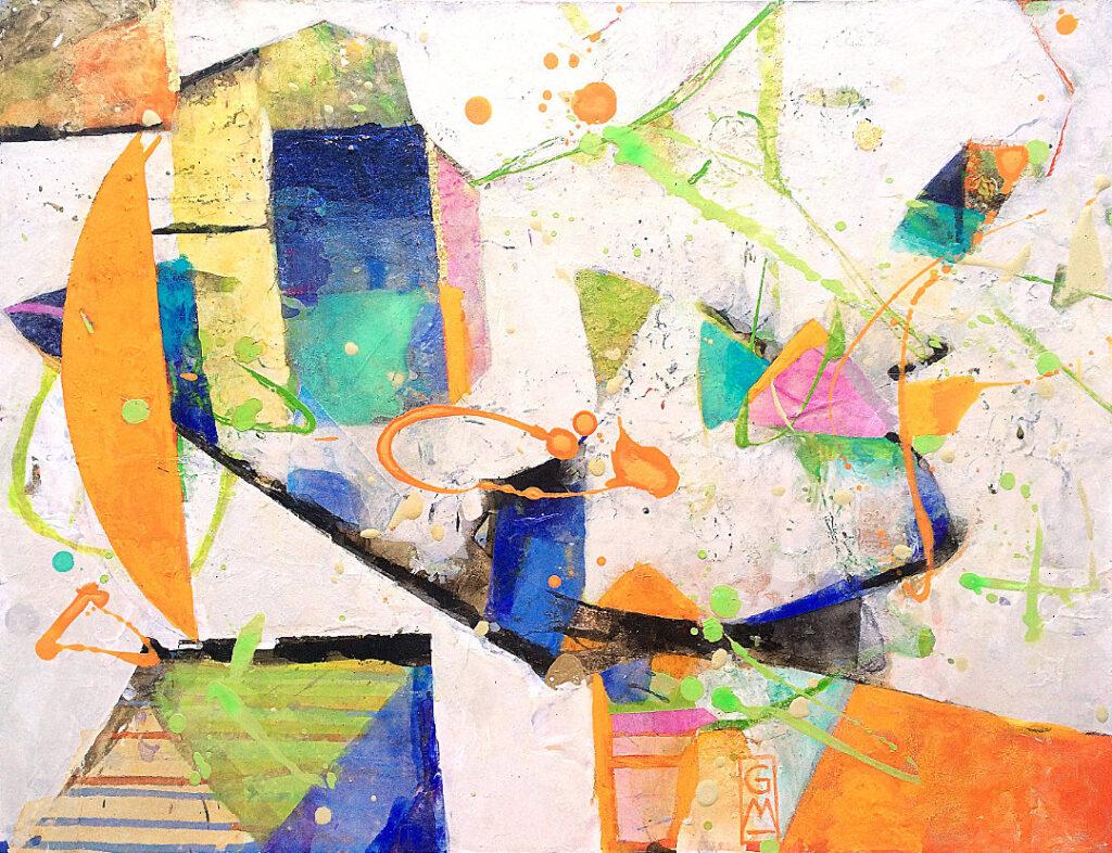 Gerlinde Mader »Abstrakt«