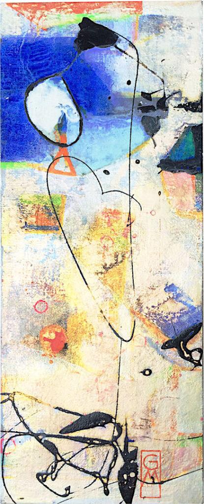 Gerlinde Mader Allegro e Dolce 35 x 13 cm