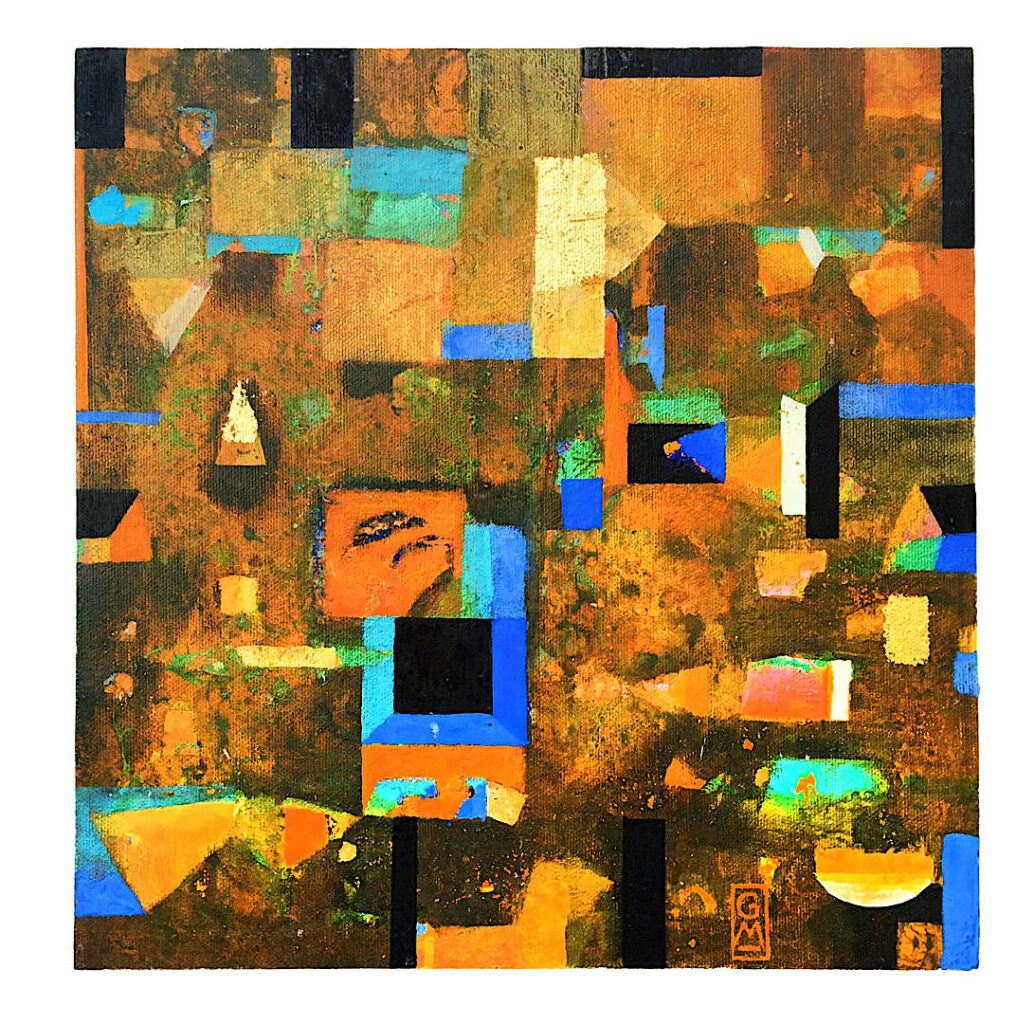Gerlinde Mader »Hommage an Klee«