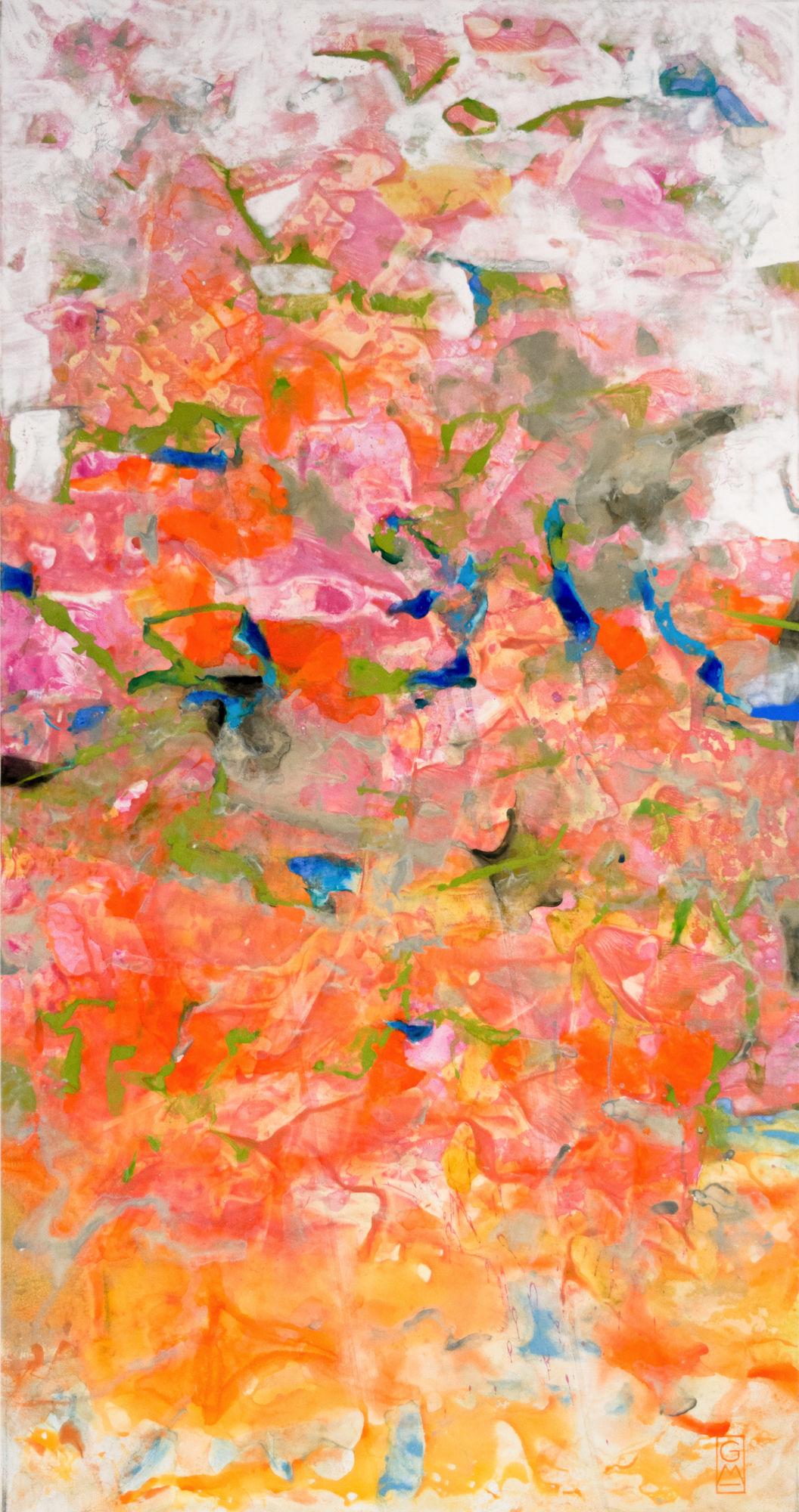 Sommerwind | 2013 | 180 x 95 cm | Gerlinde Mader