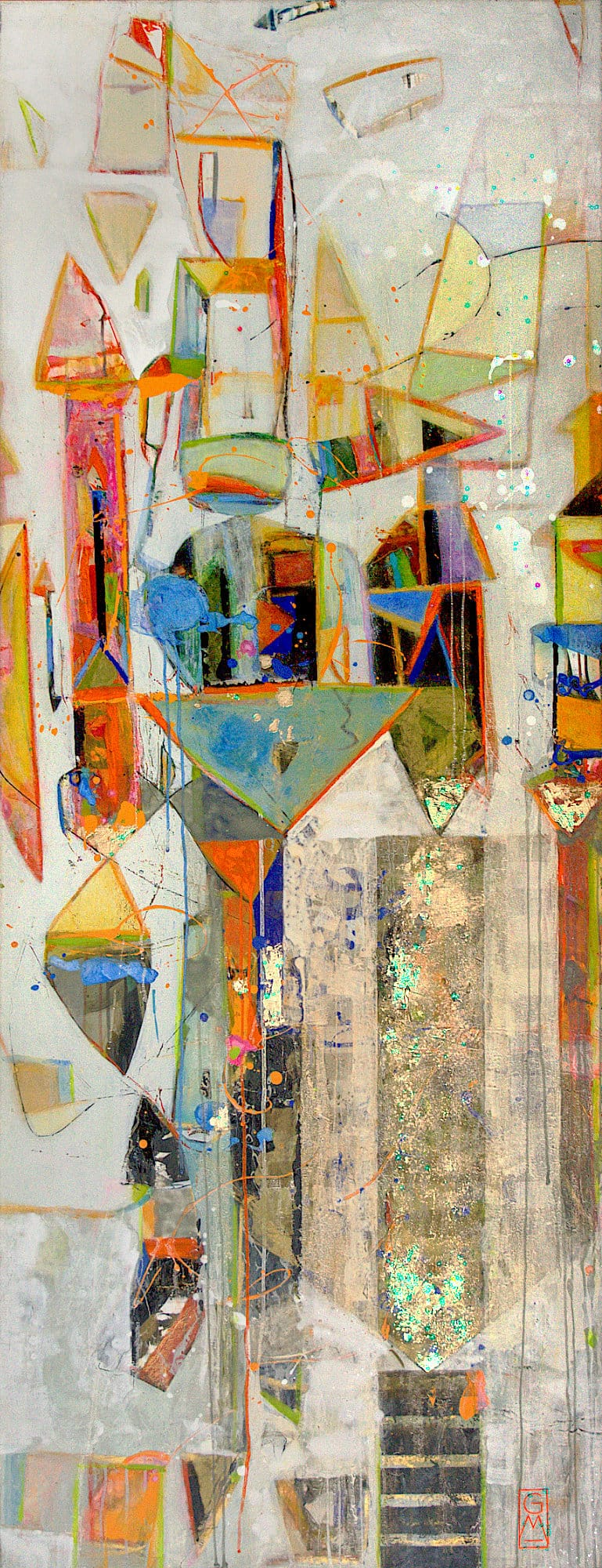 Wächter | 180 x 70 cm | 2007